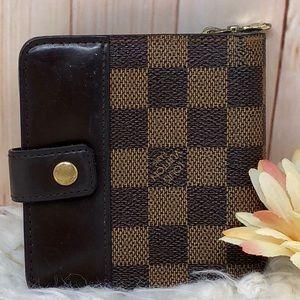 Authentic Louis Vuitton Darmier Trifold Wallet